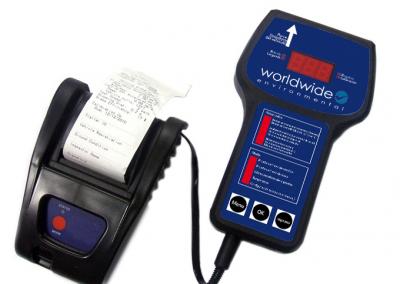 Decelerometer