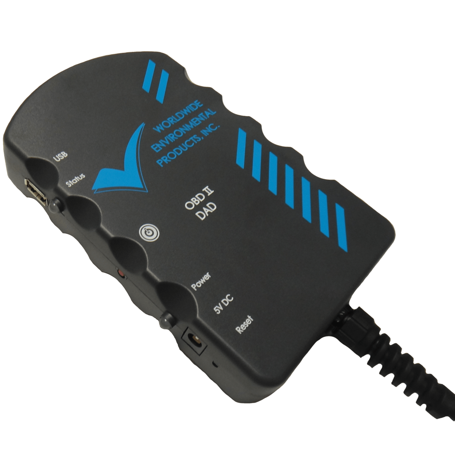 Worldwide OBDII Data Acquisition Device (DAD) Paddle
