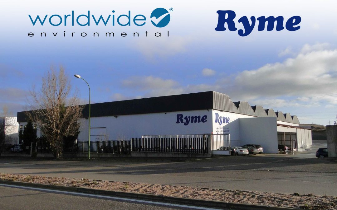 Worldwide Environmental Products, Inc. acquires majority shares in Ryme